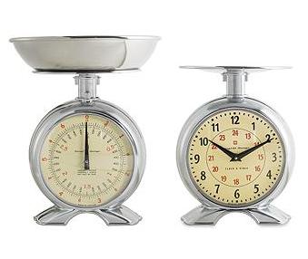 scale-clock
